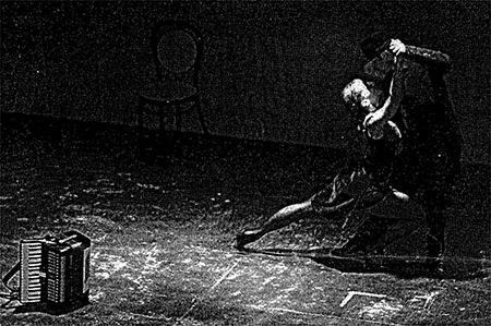 tango blog